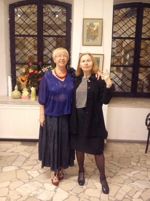 M. Teresińska i R. Ceglińska