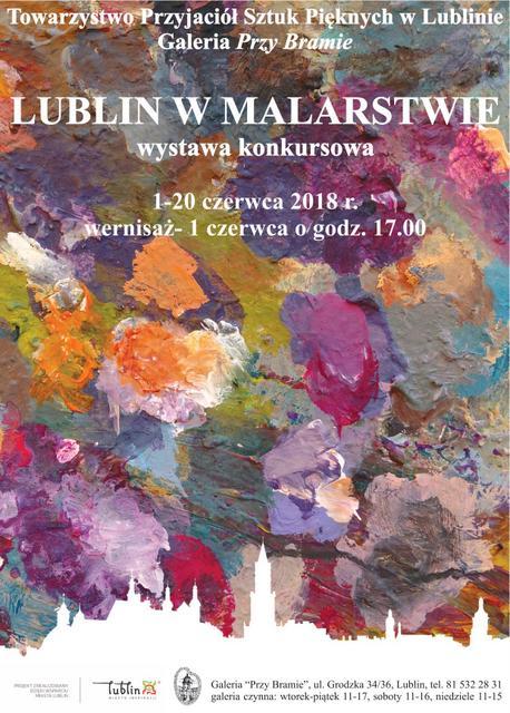 Towarzystwo Przyjaciół Sztuk Pięknych W Lublinie Lublin W